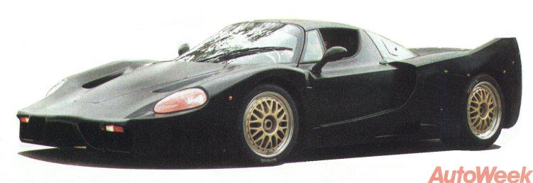 2007 Ferrari F60 Concept