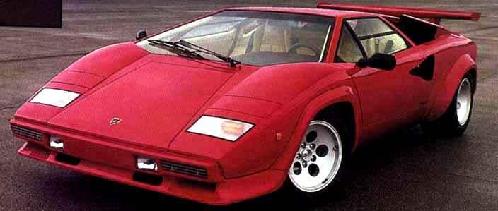 1988 Lamborghini Countach LP500