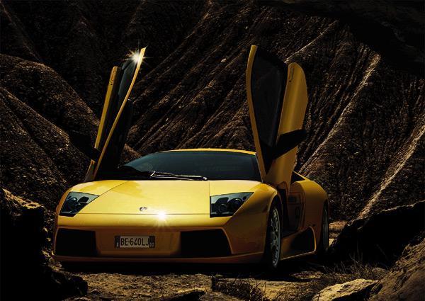2002 Lamborghini Murceilago